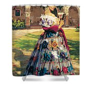 Al Aire Libre Shower Curtain