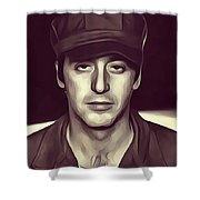 Al Pacino, Actor Shower Curtain