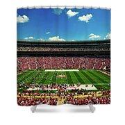 Alabama Football - Spring Game Shower Curtain