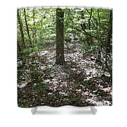 Alabama Passions Shower Curtain
