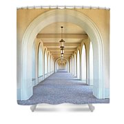 Alabama Shrine Of Most Blessed Sacrament Shower Curtain