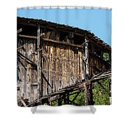 Aladdin Coal Tipple One Shower Curtain