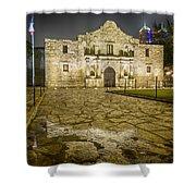Alamo Reflection Shower Curtain