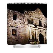 Alamo Remembrance Shower Curtain