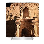 Alamo Shadows Shower Curtain