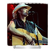 Alan Jackson-0766 Shower Curtain