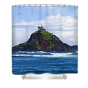 Alau Islet, Fisherman Shower Curtain