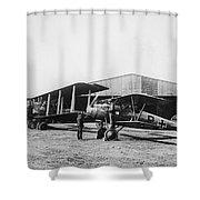 Albatros And Gotha Shower Curtain
