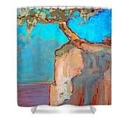 Albero Shower Curtain