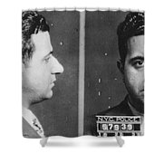 Albert Anastasia (1902-1957) Shower Curtain by Granger