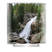 Alberta Falls 02 Shower Curtain
