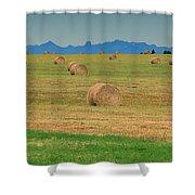 Alberta Hayfield Shower Curtain