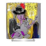 Album Srv Shower Curtain