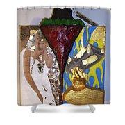 Alchemy Shower Curtain