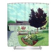 Aldershot Home Shower Curtain