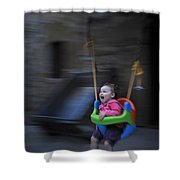 Alene Shower Curtain