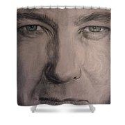 Alex Jones Shower Curtain