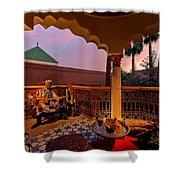 Alexander Tour Morocco 12 Shower Curtain