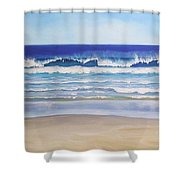 Alexandra Bay Noosa Heads Queensland Australia Shower Curtain