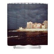 Alexandria Egypt Shower Curtain