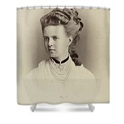 Alexandrovna Romanova Of Russia Shower Curtain