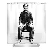 Alexi Murdoch Shower Curtain