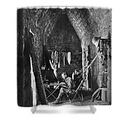 Alfred Percival Maudslay Shower Curtain