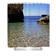 Algarve I Shower Curtain