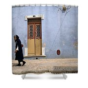 Algarve II Shower Curtain