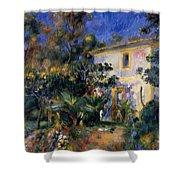Algiers Landscape 1895 Shower Curtain