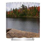 Algonquin Provincial Park Ontario Shower Curtain