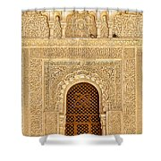 Alhambra - The Window Shower Curtain