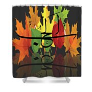 Alhub Shower Curtain