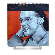 Ali B Shower Curtain