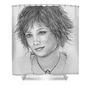 Alice Cullen Shower Curtain