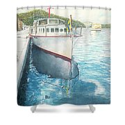 Alice May  Shower Curtain