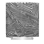 All In Tents And Purposes Shower Curtain
