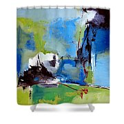 All Is Not Lost Shower Curtain