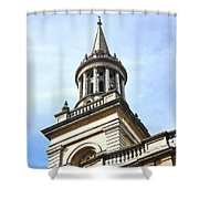 All Saints Church Oxford High Street Shower Curtain