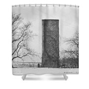 All That Remains Shower Curtain