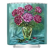 All Things Beautiful Shower Curtain
