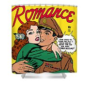 All True Romance 2 Shower Curtain
