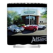 Allards K1 K2 K3  Shower Curtain