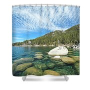 Allegiance To Nature Shower Curtain
