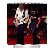 Allen And Ronnie Winterland 1 Shower Curtain