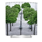 Alley Of Perfectionists Shower Curtain