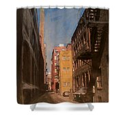 Alley Series 2 Shower Curtain