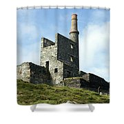 Allihies Copper Mine West Cork Shower Curtain