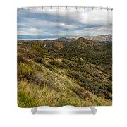 Alluring Landscape Of Arizona Shower Curtain