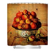 Almost A Still Life Shower Curtain